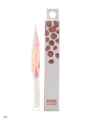 Масло-карандаш для кутикулы и ногтевой пластины мультивитаминное. Роза. Beautypedia. Цвет: розовый