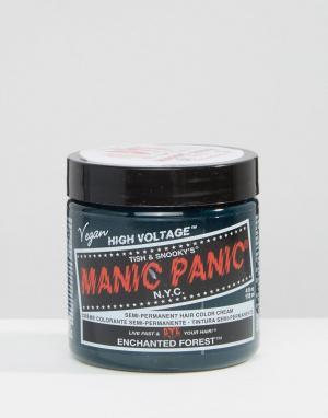 Manic Panic NYC Крем-краска для волос временного действия Classic. Цвет: зеленый