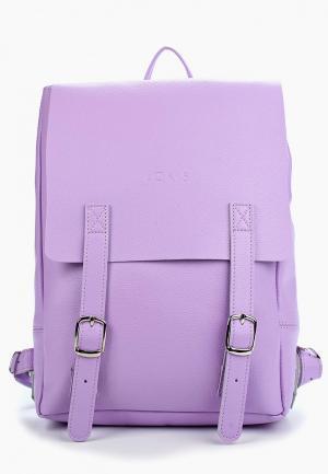 Рюкзак Lokis. Цвет: фиолетовый