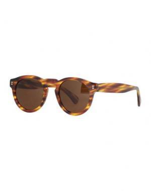 Солнечные очки ILLESTEVA. Цвет: коричневый
