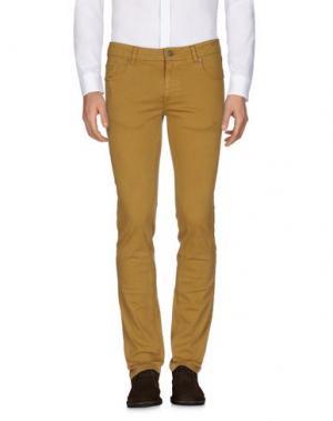 Повседневные брюки FORECAST. Цвет: хаки