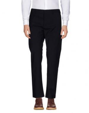Повседневные брюки MAURO GRIFONI. Цвет: темно-синий