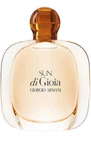 Парфюмерная вода Sun Di Gioia Giorgio Armani. Цвет: бесцветный