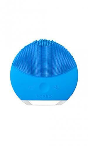 Прибор для ухода за кожей luna 2 mini FOREO. Цвет: синий