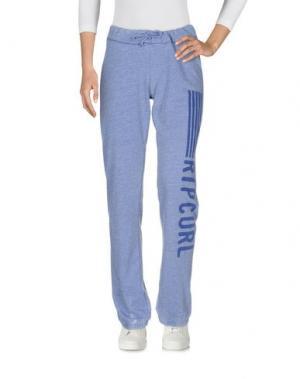 Повседневные брюки RIPCURL. Цвет: темно-фиолетовый