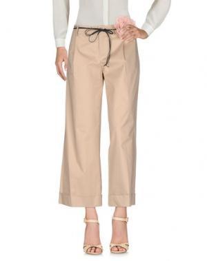 Повседневные брюки SUERTE. Цвет: бежевый