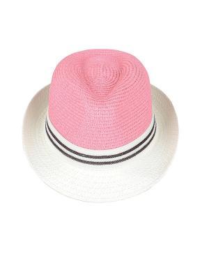 Шляпа Dispacci. Цвет: розовый