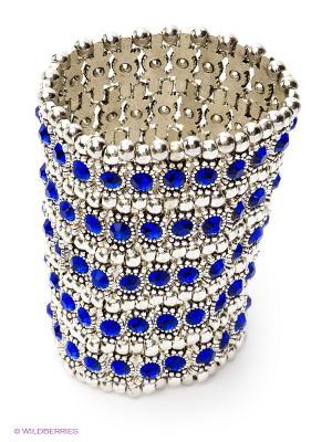 Браслет Lovely Jewelry. Цвет: синий