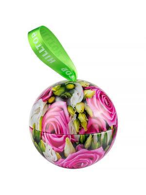 Чай Hilltop Королевское золото 80 гр., цветочный шар Нежность. Цвет: черный