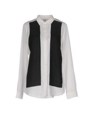 Pубашка KATE. Цвет: белый