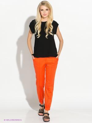 Брюки Baon. Цвет: оранжевый