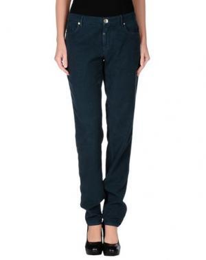 Повседневные брюки MASON'S JEANS. Цвет: цвет морской волны