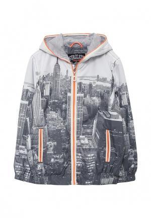 Куртка Staccato. Цвет: серый