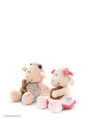 Подарочный набор Гензель и Гретель NICI. Цвет: бежевый, розовый