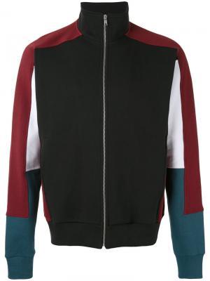 Спортивная куртка Futur. Цвет: чёрный