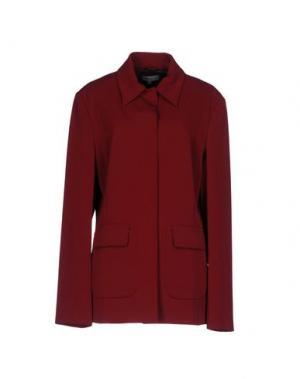 Легкое пальто GERMANO ZAMA. Цвет: кирпично-красный