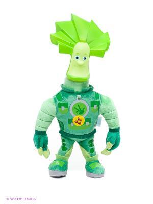 Мягкая игрушка Папус Мульти-пульти. Цвет: зеленый