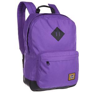 Рюкзак городской  First Edition Violet/Black Today. Цвет: фиолетовый,черный