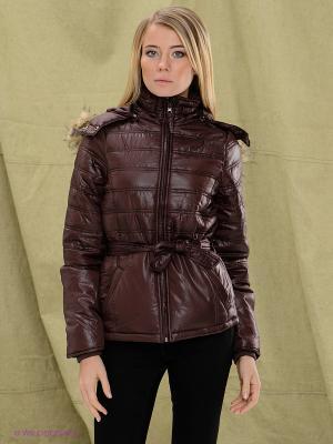 Куртка Blend. Цвет: темно-бордовый