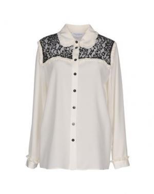Pубашка ANNA RACHELE. Цвет: белый