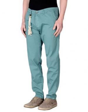 Повседневные брюки BASICON. Цвет: черный