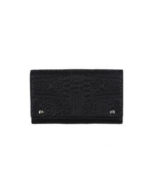 Бумажник CHRISTIAN LACROIX. Цвет: черный