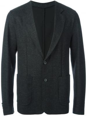 Пиджак Wooyoungmi. Цвет: серый