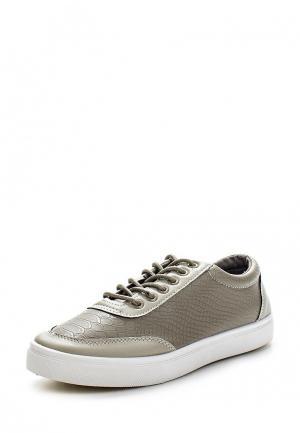Кеды WS Shoes. Цвет: серый