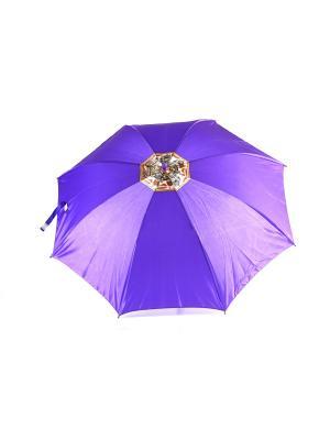 Зонт 1Azaliya. Цвет: сиреневый