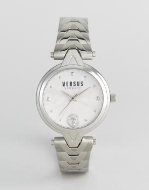 Versus Versace Серебристые наручные часы SCI24 V. Цвет: серебряный