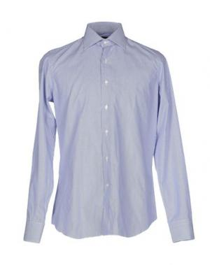Pубашка NARDELLI. Цвет: синий