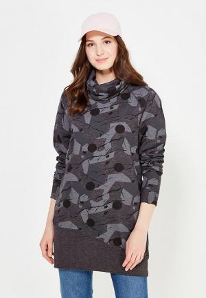 Платье CLWR. Цвет: серый