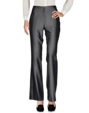 Повседневные брюки GAI MATTIOLO JEANS. Цвет: черный