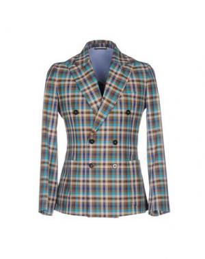 Пиджак REVERES 1949. Цвет: бирюзовый