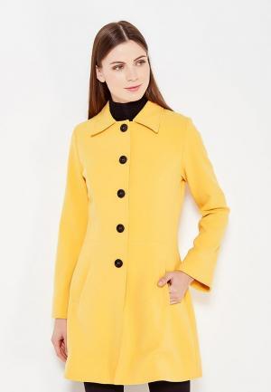 Пальто C.H.I.C.. Цвет: желтый