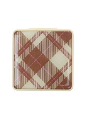 Зеркальце Happy Charms Family. Цвет: бежевый, коричневый, розовый