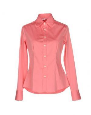Pубашка GUGLIELMINOTTI. Цвет: розовый