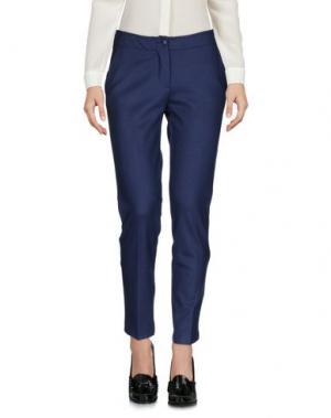 Повседневные брюки CARLA G.. Цвет: синий