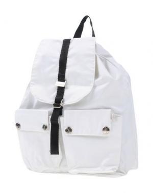 Рюкзаки и сумки на пояс RICHMOND DENIM. Цвет: белый