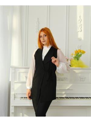 Жакет Красавушка. Цвет: черный