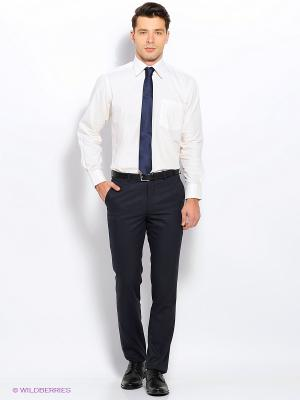 Рубашка Conti Uomo. Цвет: бежевый