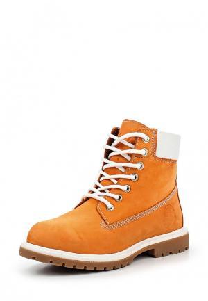 Ботинки Dino Ricci. Цвет: оранжевый