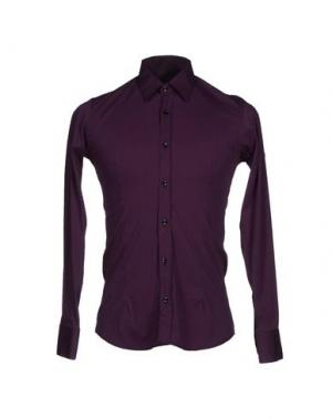 Pубашка HAVANA & CO.. Цвет: фиолетовый