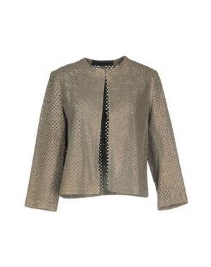 Пиджак ENES. Цвет: серый