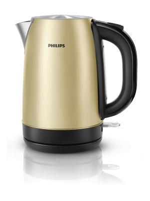 Чайник Philips HD9324/50, 1.7 л., 2200 Вт. Цвет: кремовый