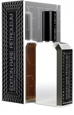 Парфюмерная вода Edition Rare Petroleum Histoires de Parfums. Цвет: бесцветный