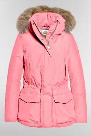 Куртка Goldbergh. Цвет: розовый