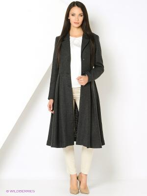 Пальто Katerina Bleska&Tamara Savin. Цвет: темно-серый
