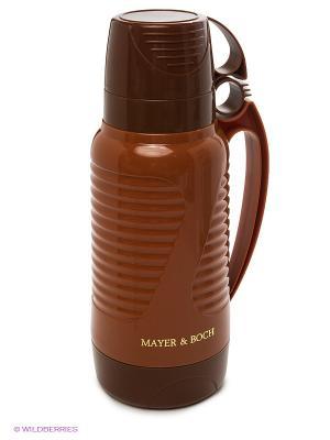 Термос MAYER-BOCH. Цвет: коричневый