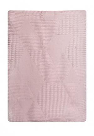 Простыня Arloni. Цвет: розовый